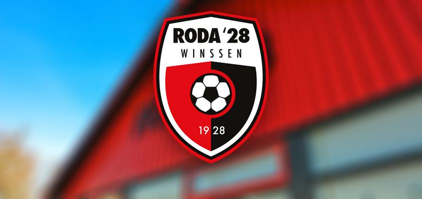 Spek de clubkas en stem op RODA'28!