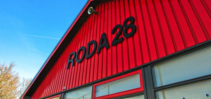 Welkom bij Roda 28 Winssen
